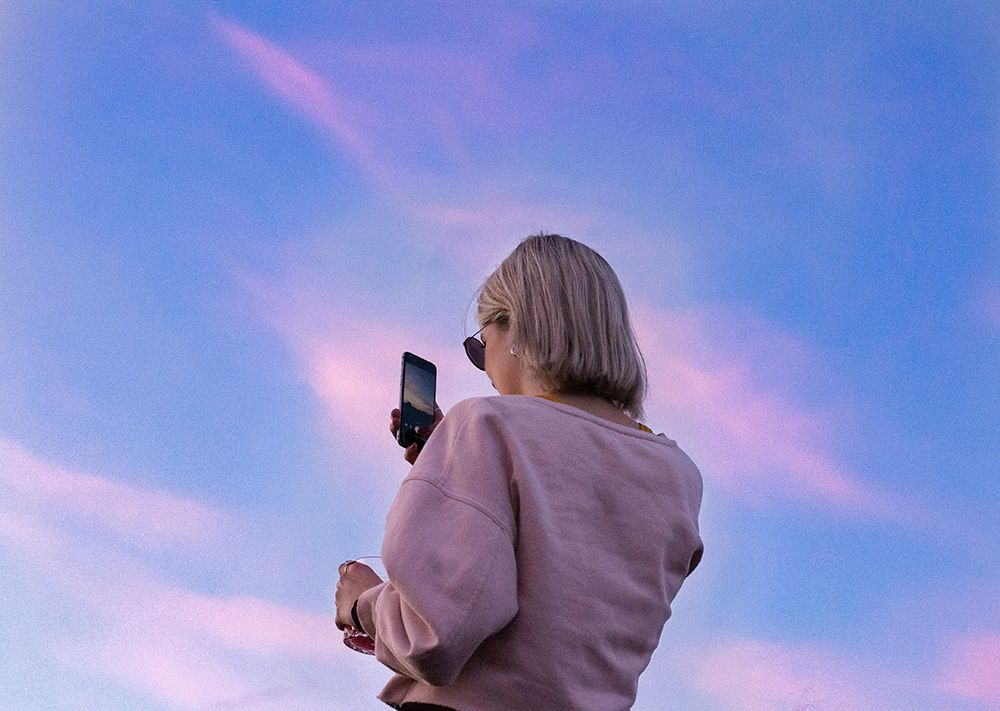 Can you take professional photos using your smartphone?